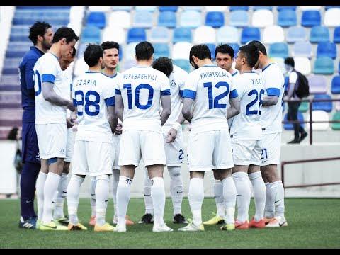 FC Dinamo Tbilisi all goals season 2013/2014