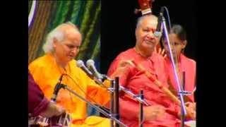 Raag Ahir Bhairav - Jugalbandi (Pt. Jasraj & Pt. Hariprasad Chaurasia) - Sagarika Music