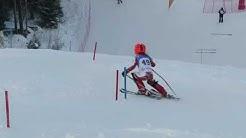 ES Holmenkol Cup 3, 21.1.2017 Hyvinkää / Wilma Kivelä 1st run