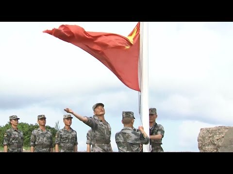 A look into China's People's Liberation Army base in Hong Kong