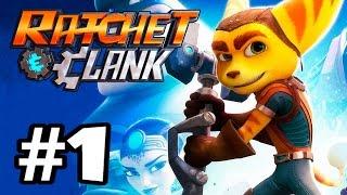 Ratchet & Clank Läpipeluu Osa 1 Galaktinen Koe