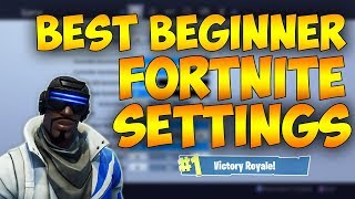 BEST FORTNITE CONSOLE SETTINGS PS4/XBOX UPDATE! FORTNITE BEST CONSOLE SETTINGS FOR BEGINNERS