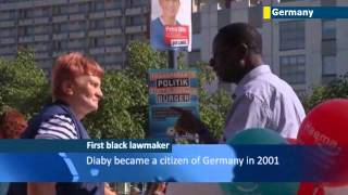 Afro-German politician hoping to make history: Karamba Diaby could become first black German MP
