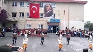 b.a.çimento o.o. 19 mayıs  öğretmenlerim dans gösterisi Video