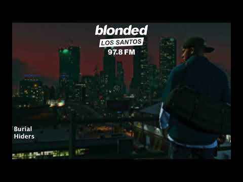 Blonded Los Santos 97.8 - Full Playlist