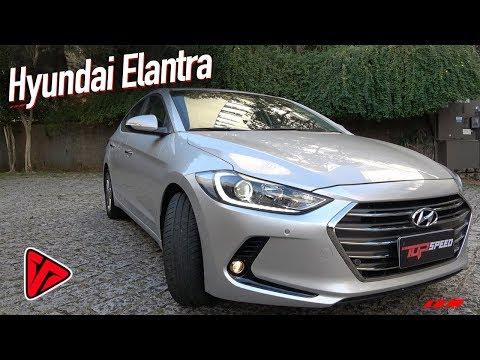 Avaliação Hyundai Elantra 2.0  | Canal Top Speed