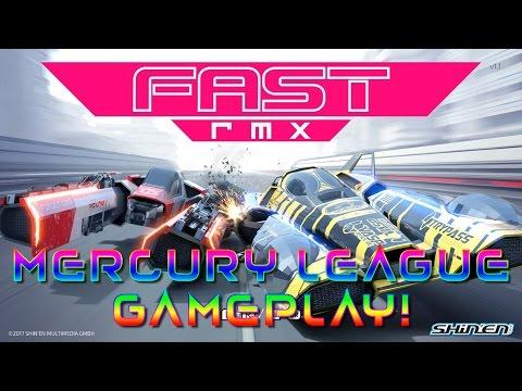 FAST RMX - Mercury League Subsonic Class