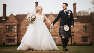 Wrenbury Hall - Hayley & Jack