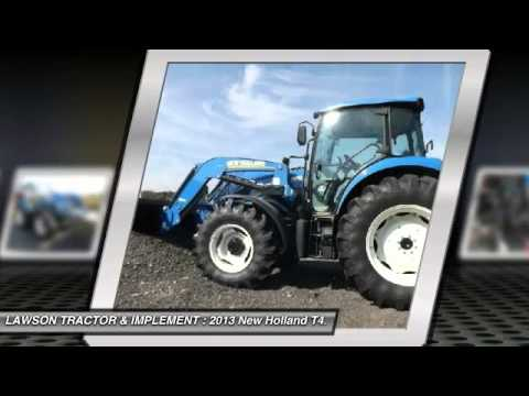 2013 New Holland T4.105, STANFORD, KY 6686396