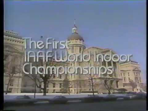 1987 IAAF World Indoor Track and Field Championships - Day 1 of 2