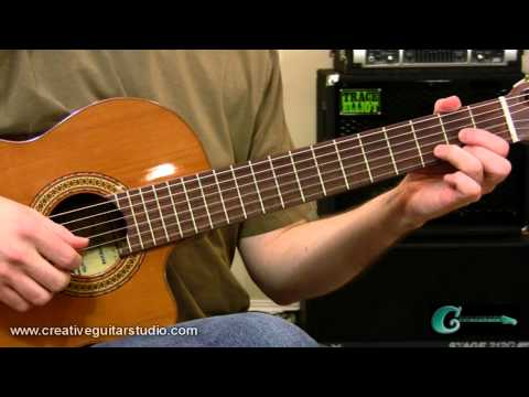 FINGERSTYLE: Arpeggio Approach to Fingerstyle Technique