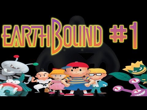 Earthbound (Blind) w/ Old World Gamer P1 - Let the Story Begin!