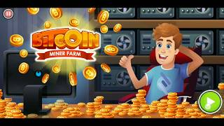 Bitcoin Mining Farm : Clicker Game Trailer