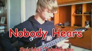 Suicidal Tendencies - Nobody Hears (solo cover)