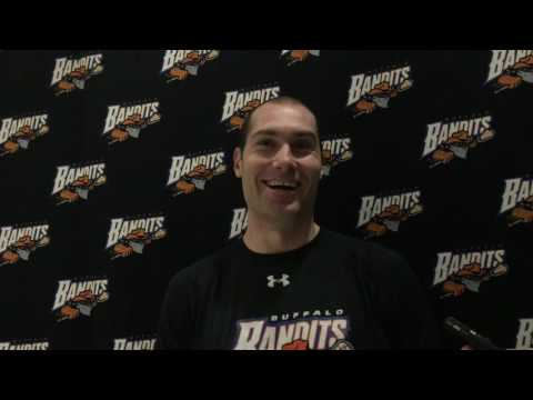 Steve Priolo Meets The Media, 11-26-16