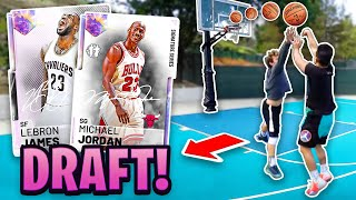 2HYPE BASKETBALL DRAFT CHALLENGES NBA 2K19