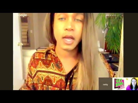 Ashley chats with Bello Sanchez From ANTM Cycle 22 Thursday April 27, 2016