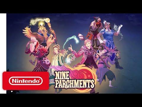 Nine Parchments: PAX West Trailer - Nintendo Switch