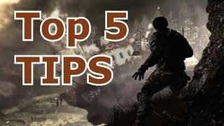 Video COD Ghosts Top 5 Unknown Pro Tips For Multiplayer download MP3, 3GP, MP4, WEBM, AVI, FLV November 2017