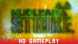Nuclear Strike - Sony Playstation (PS1) - HD Gameplay