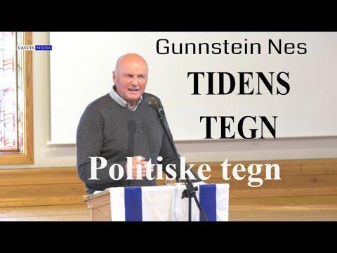 (2494) Gunstein Nes: Politiske tegn i tiden