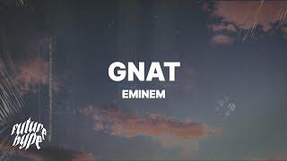 Eminem - Gnat (Lyrics)