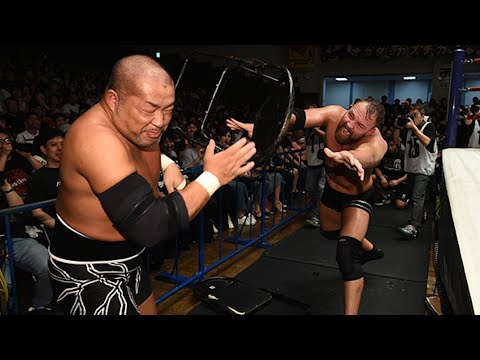 10 Best Wrestling Matches Of 2019