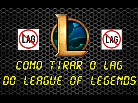 Why League Of Legends Lagging