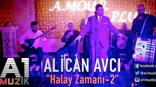 Alican Avcı - Halay Zamanı 2 ( Erzurum Halayı potbori 2019)