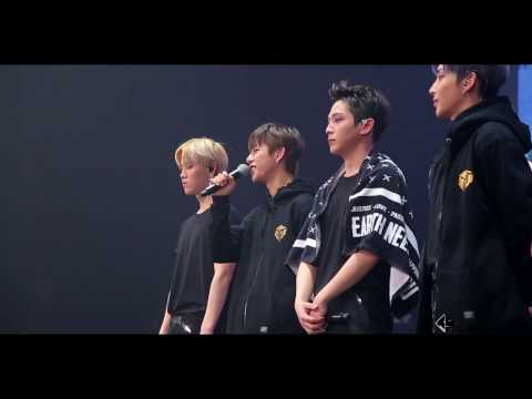 B.A.P 2nd Japan Tour: Be. Act. Play Tokyo SKETCH