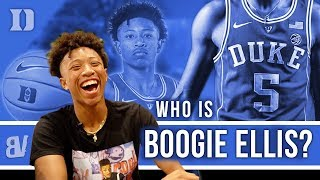 Boogie Ellis Q&A! Talks Recruitment, Workout Schedule, Blowing Up in the AAU Circuit + More!