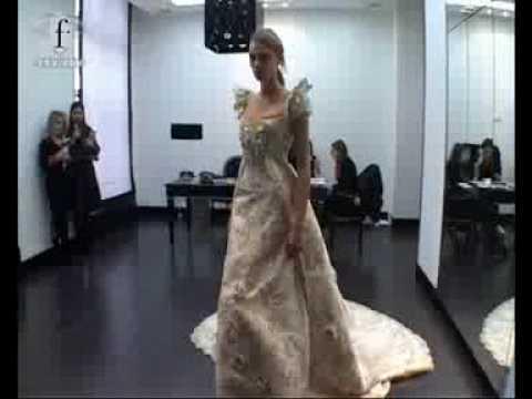 fashiontv | FTV.com – DESIGNERS DAY 1 ZUHAIR MURAD PARIS HAUTE COUTURE S/S 2007