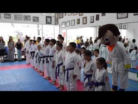 El  de Bely y Beto y el karate do murayama