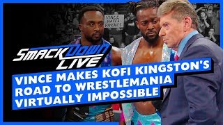 WWE Smackdown Live March 12, 2019 Full Show Review & Results: VINCE MCMAHON JUST DOES NOT WANT KOFI!