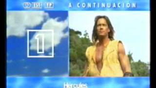 HÉRCULES - Promocional TVE (1999)