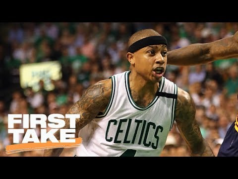 Stephen A. Says Hayward And No. 1 Pick Could Put Celtics Over Cavaliers | First Take | June 16, 2017