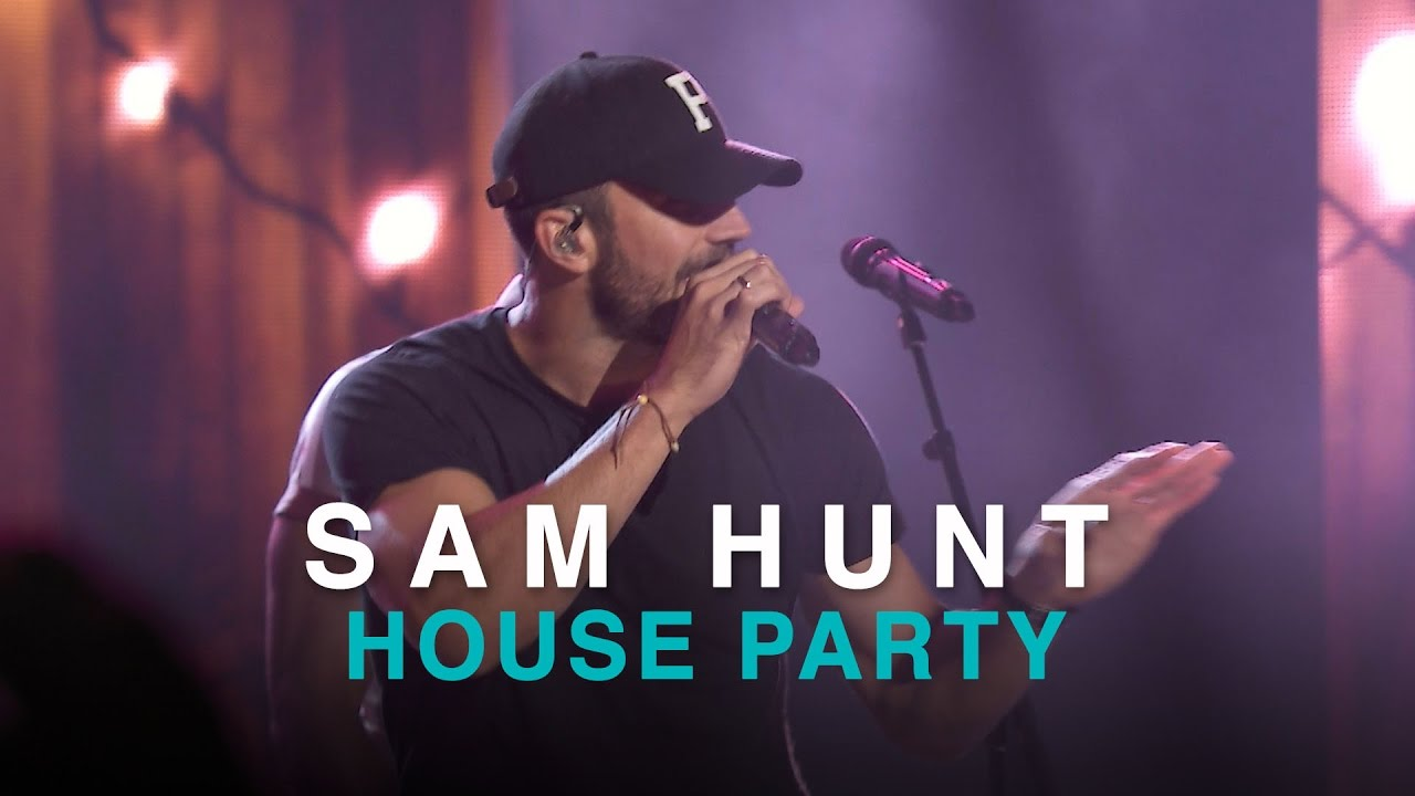 """house party by sam hunt We take you behind the scenes and explore the making of one of our favorite tunes with the song remembers when this week, we take a look at sam hunt's """"house party""""."""