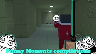 Block Strike - Funny Moments and Troll in zombie survival