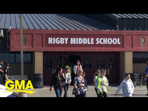 6th grade girl allegedly opens fire at school in Idaho, injuring 3 l GMA