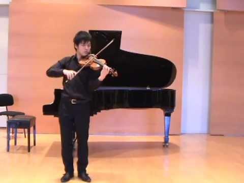 Daichi Nakamura Paganini Caprice No.17