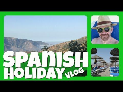SPAIN | Holiday Vlog | Bubion | Matt Harrop