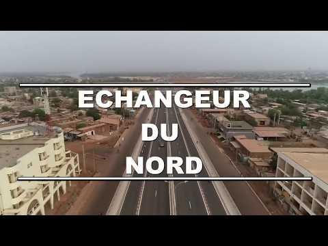 ECHANGEUR DU NORD (terminer) jour/nuit Ouagadougou