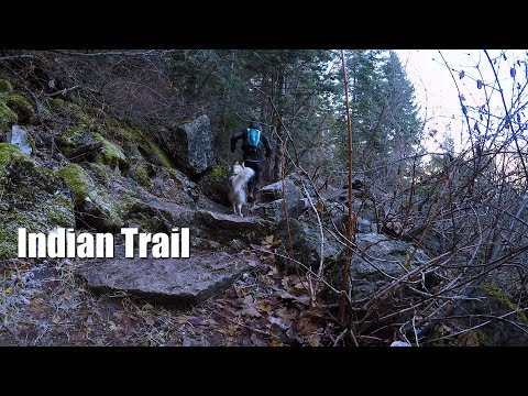 Trail Running  - Indian Trail