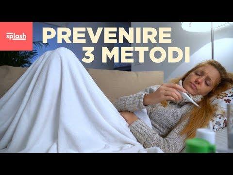 Tosse raffreddore influenza come prevenire - ammalarsi per un colpo di freddo | SPLASH