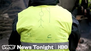 How The Yellow Vest Protests Forced Macron To Back Down (HBO)