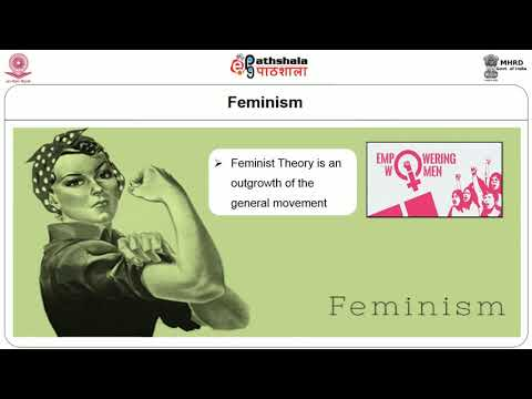 Feminist and Gender Theories