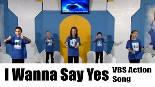 I Wanna Say Yes - Cat.Chat Catholic VBS on Mary - Cool Kingdom Party.mov