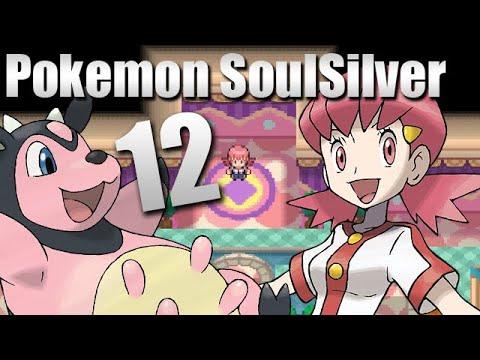 Pokémon SoulSilver - Episode 12 [Goldenrod City Gym]