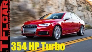 2018 Audi S4 Review: 354 HP + AWD = 4.4 Seconds from 0-60 MPH