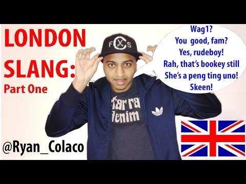 London Slang | UK Slang | British Slang | English Slang |  As Used By Drake